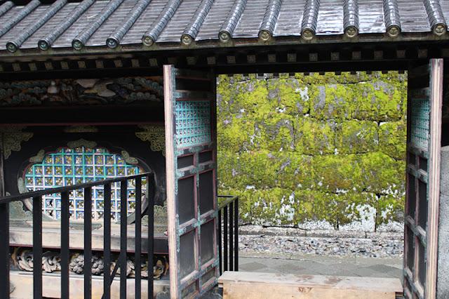 Taiyuin-byo, temple bouddhiste - Nikko, Japon
