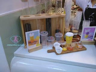Yuk Beli Minuman Menyegarkan Di Banban Cheese Tea Lippo Puri Mall