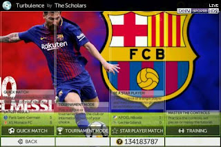 Download FTS 18 Mod by Alboin Messi