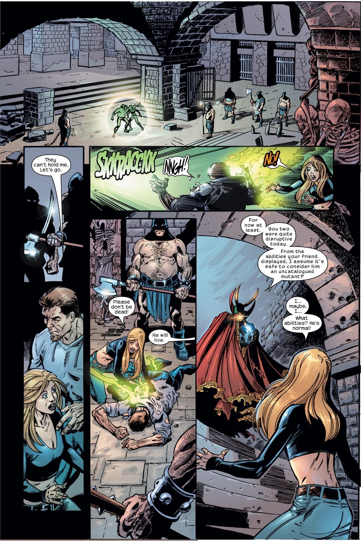 Thor (1998) Issue #69 #70 - English 21