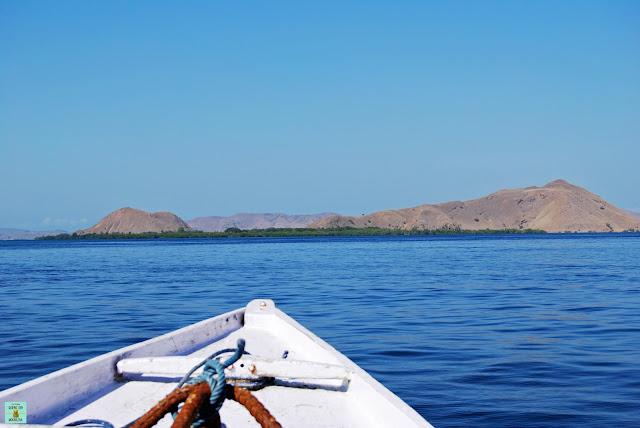 Mar de Komodo, Indonesia