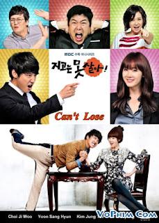 Phim Không Thể Mất Em-Can't Lose (2011) [Full HD-VietSub]
