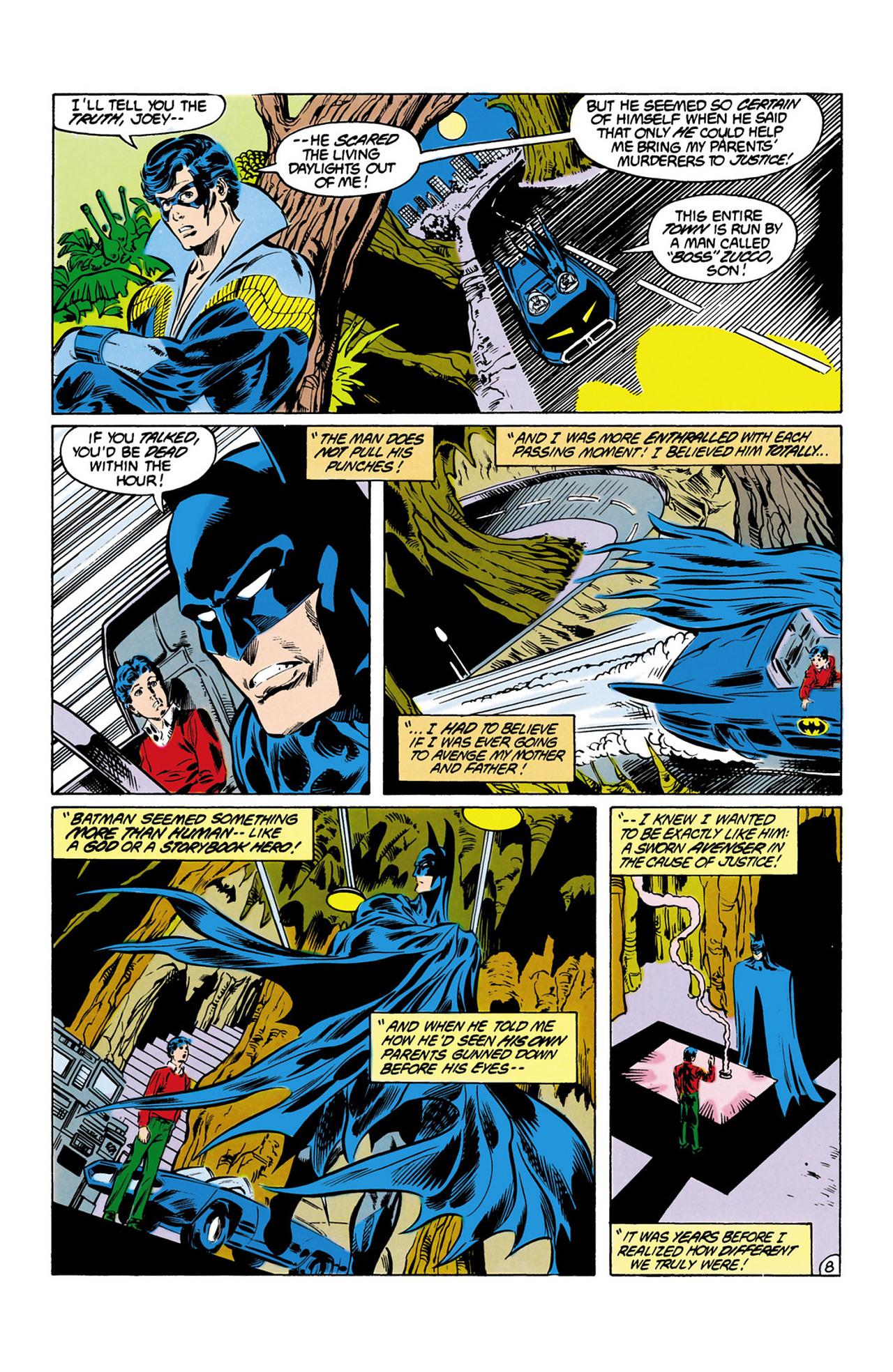 Read online Secret Origins (1986) comic -  Issue #13 - 9