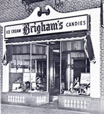 For Bostonians, Brigham's Ice Cream and their Hot Fudge Sauce is the best.
