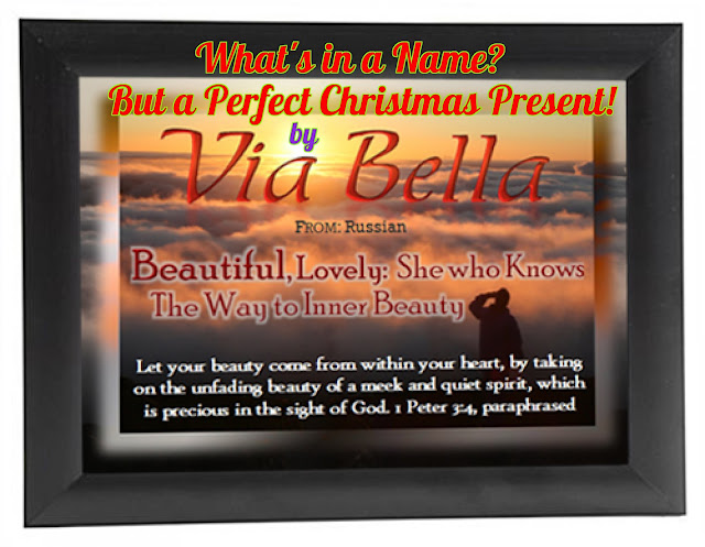 What's in a Name? But a Perfect Christmas Present!, product review, halloween, christmas, christmas presents, what's in a name, name gifts, personalised gifts, homeschool, homeschool review, product review, crosstimber, john dehnart, giveaway, CrossTimber 2016 giveaway  #hsreviews #name #namemeaning #CrossTimber #gift #personalizedgift  SEO Keywords:  name meaning, christmas gift, framed name plaque, name art, Personalized Framed Plaque, Personalized Bible Verse