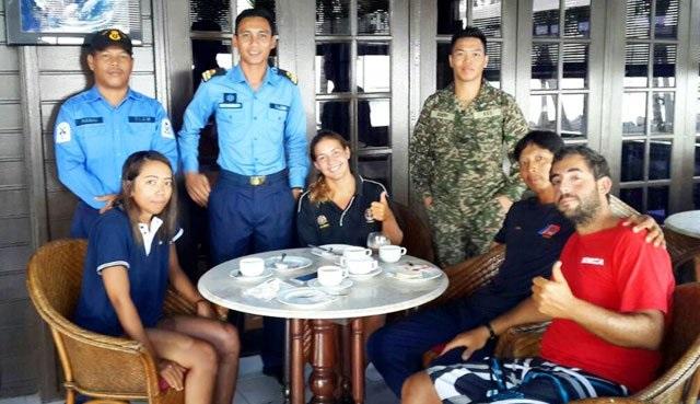 Empat Individu Hilang 10 Hari Selamat Tiba di Kota Kinabalu