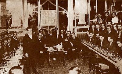 Simultáneas de Plàcid Soler en 1928