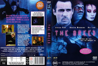 La jaquette du film The Breed (2001)