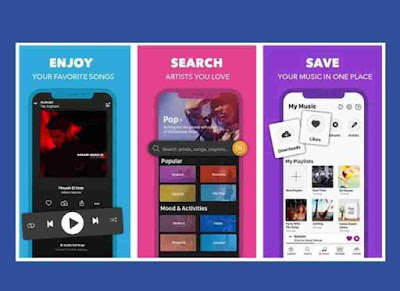 Aplikasi Download Lagu Android