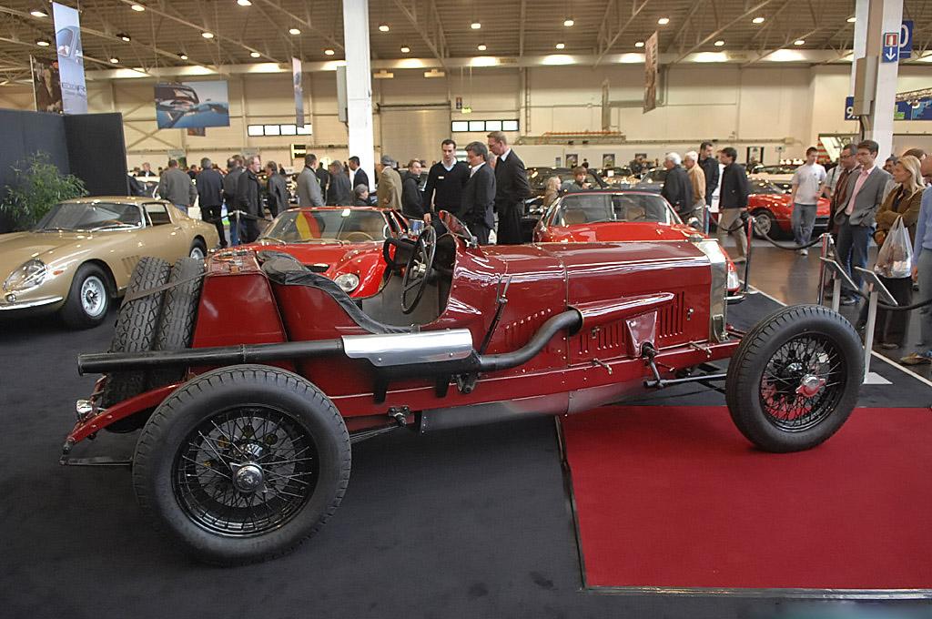 Automotive Database Alfa Romeo Rl