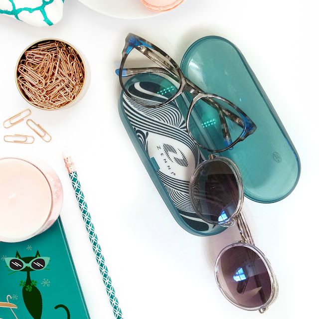 Zenni Spring Trend Glasses Review By Barbies Beauty Bits