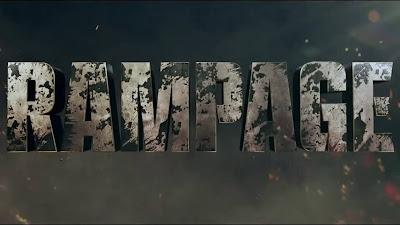 Rampage 2018 Film Poster Photo