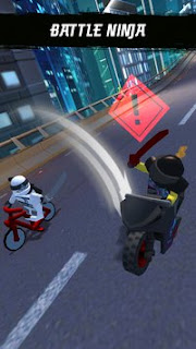 LEGO® NINJAGO®: Ride Ninja Apk