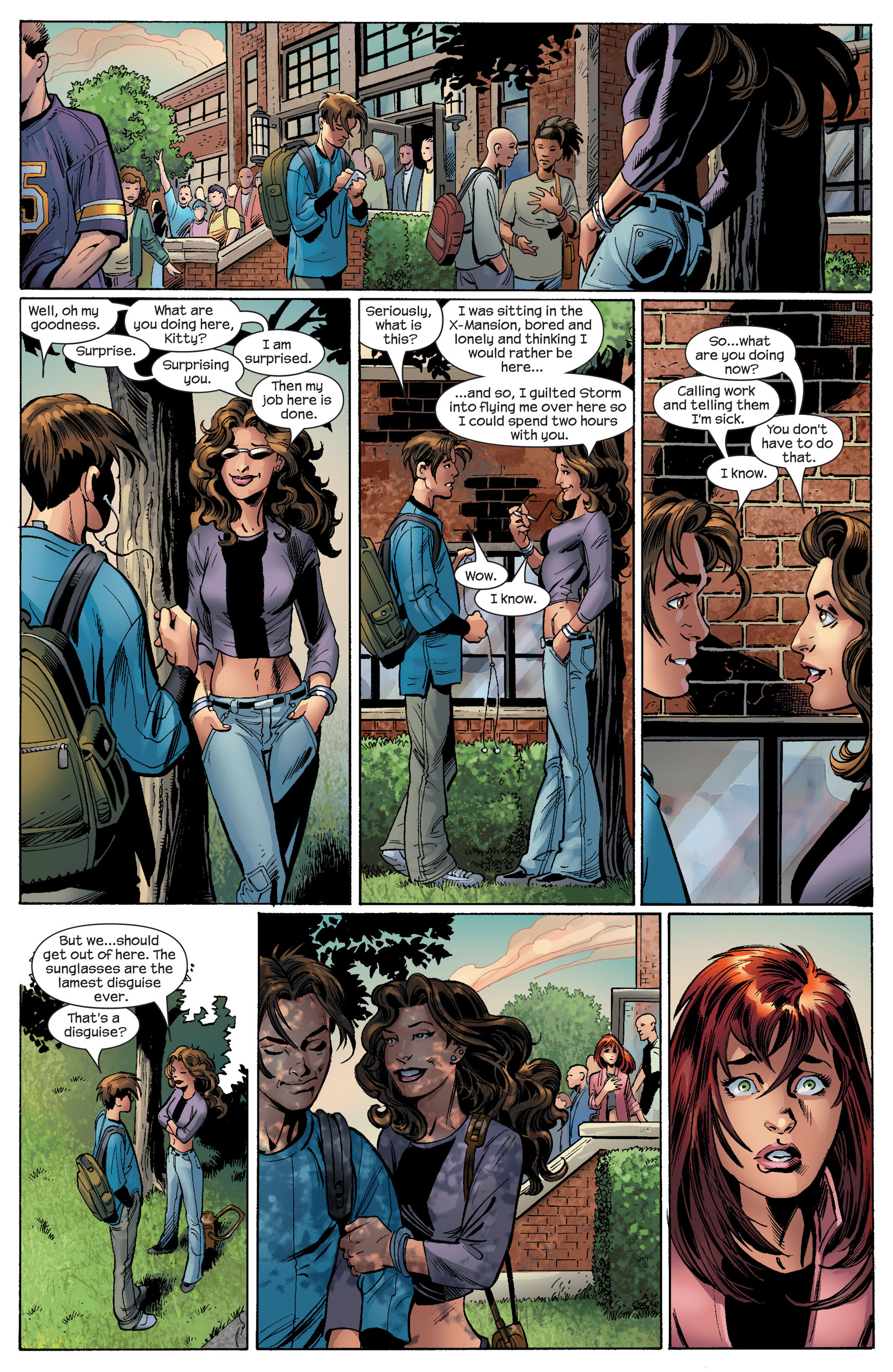 Read online Ultimate Spider-Man (2000) comic -  Issue #87 - 11