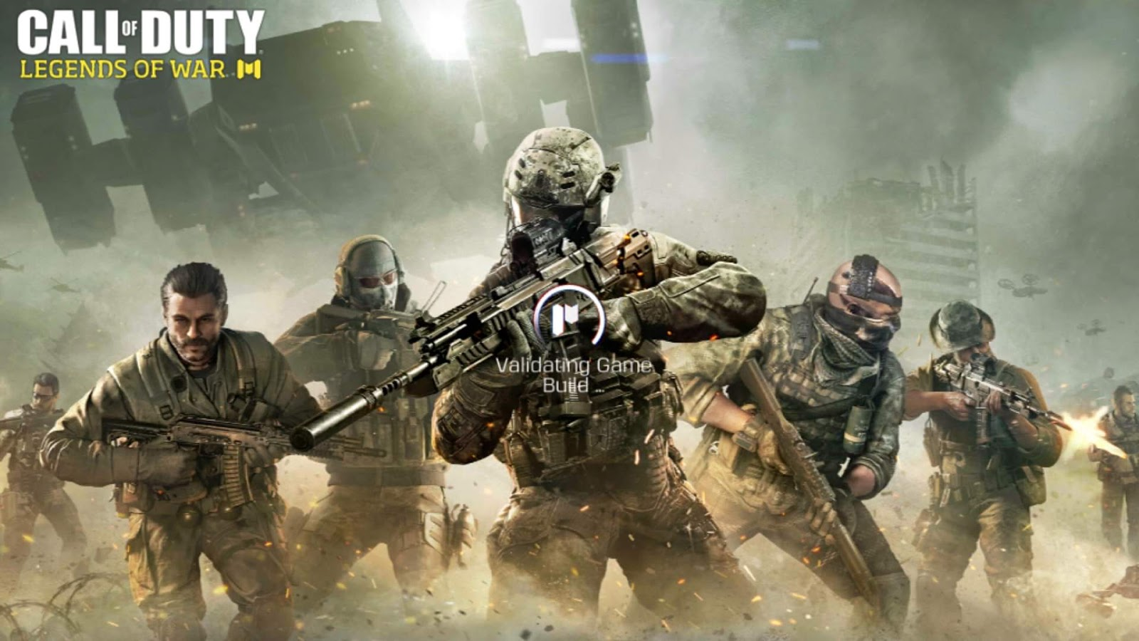 Download Call of Duty Mobile: Legends of War 1.0.0 (APK+OBB) (Update 23/02/2019)