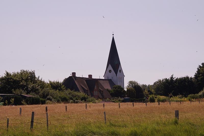 Kirche in Nebel, Amrum