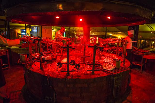 Restaurante Carnivore de Nairobi
