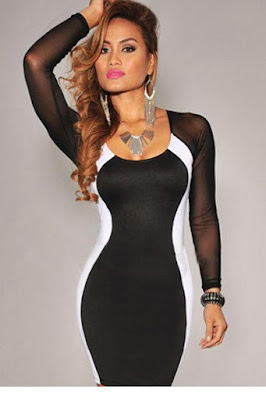 dress style hourglass figure rare