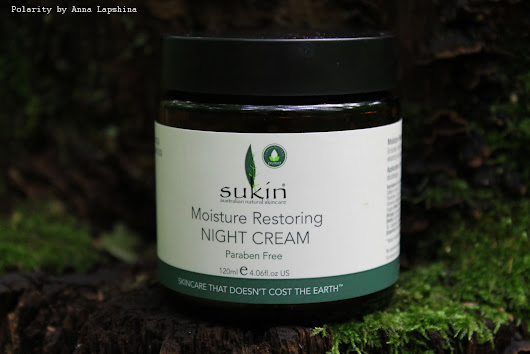 Sukin Moisture Restoring Night Cream - отзыв