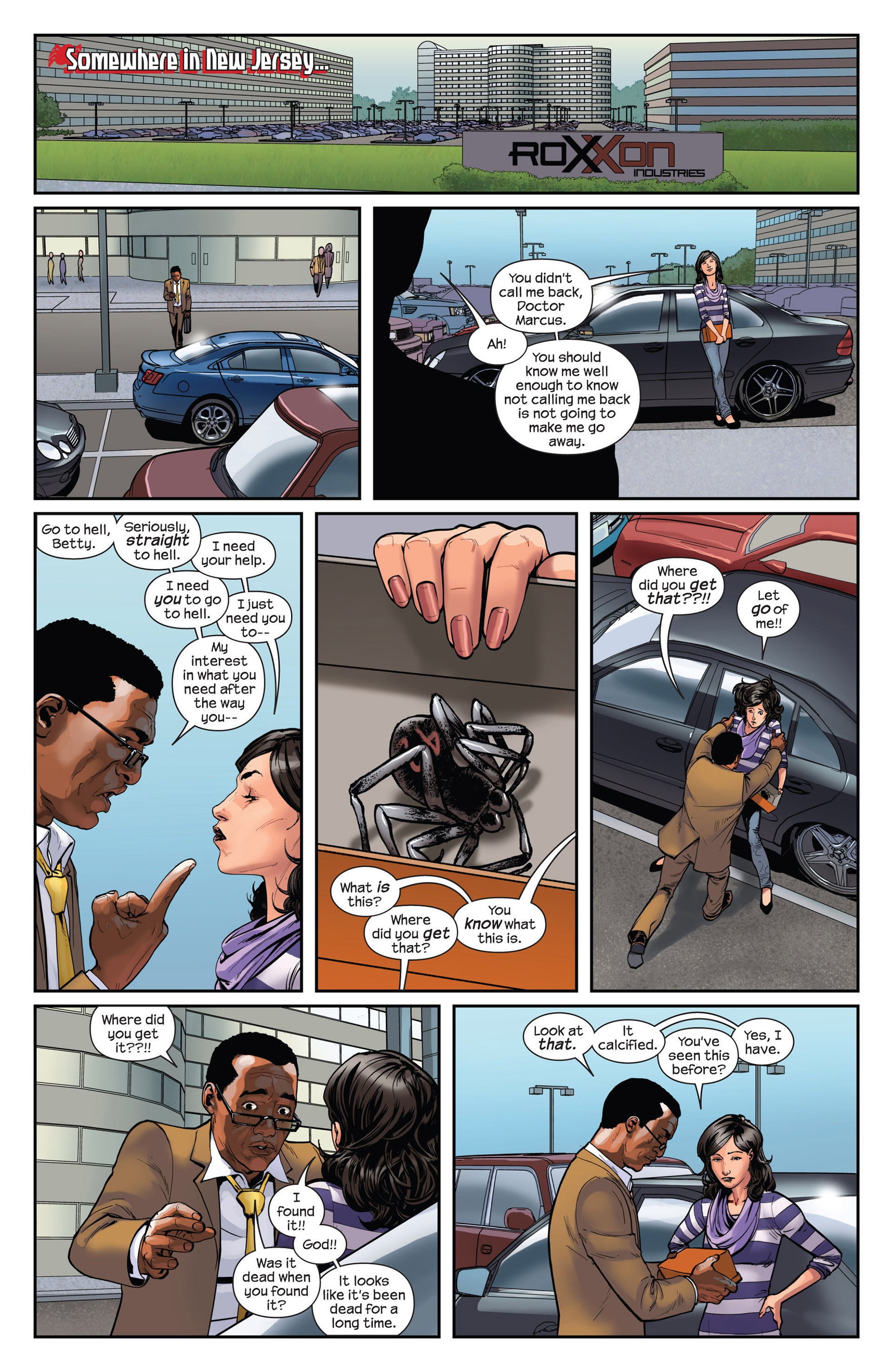 Read online Ultimate Comics Spider-Man (2011) comic -  Issue #16.1 - 11