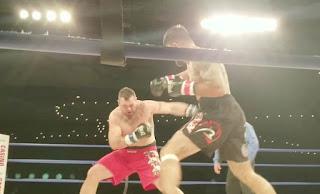 Boxer Tim Hague dies