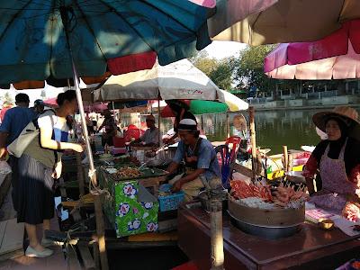 floating market, hatyai, best hatyai, hatyai best,tempat best hatyai