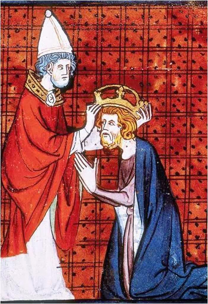 Coroação de Carlos Magno pelo Papa São Leão III