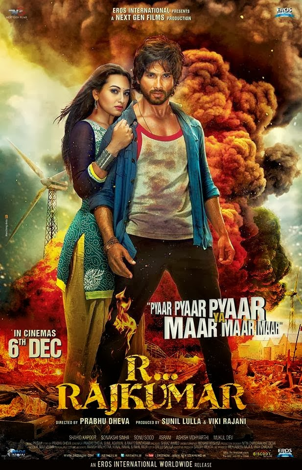 Watch R Rajkumar 2013