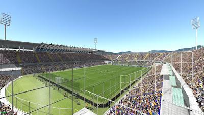 PES 2019 Stadio Artemio Franchi by Arthur Torres