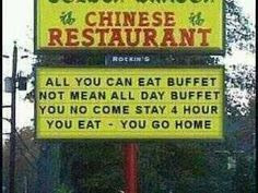 More Funny Signs -4