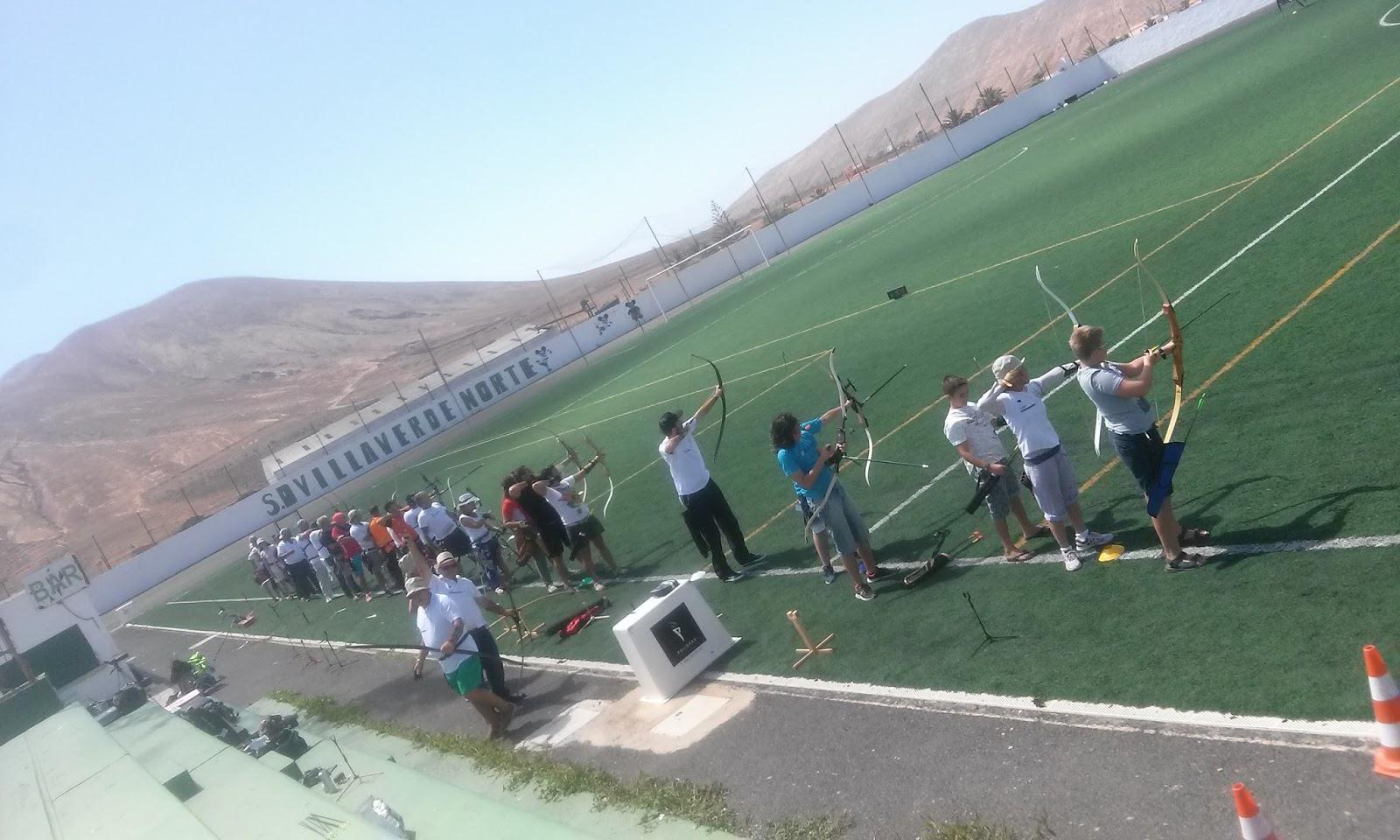 Club Malpaisomys Tiro con Arco: Trofeo regional de verano Malpaisomys