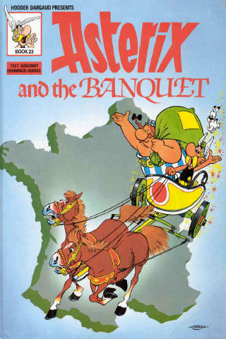 Asterix and the Banquet PDF