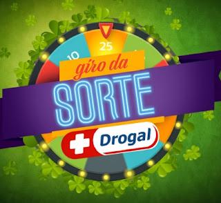 Cadastrar Promoção Drogal Mais 2017 Giro da Sorte Vale Compras