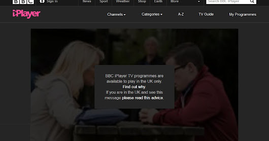 How to Watch the BBC iPlayer Abroad