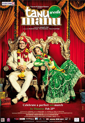 Tanu Weds Manu (2011) Hindi 720p BluRay – 800MB