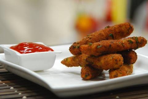 Veggie Fingers Recipe
