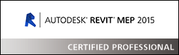 Revit MEP Certified Professional