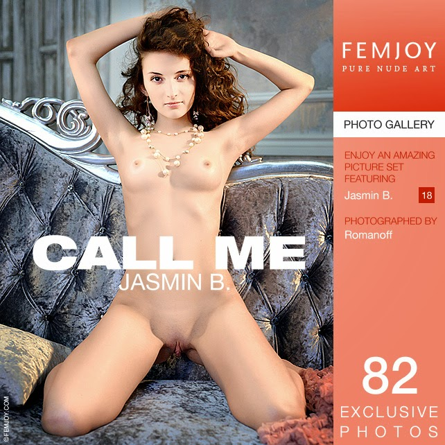 Stlumjod 2014-06-10 Jasmin B - Call Me 07110