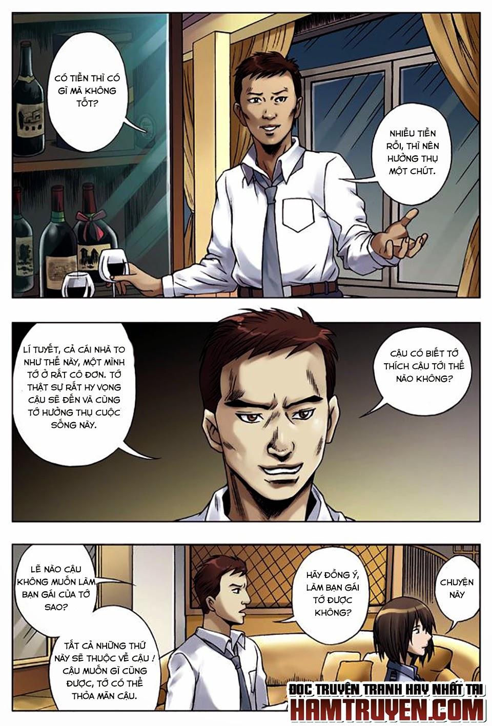 Trung Quốc Kinh Ngạc Tiên Sinh - Chap 11