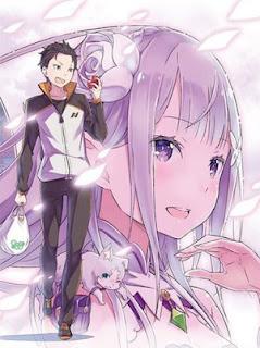 Top 10 Anime Bertemakan Fantasy Terbaik