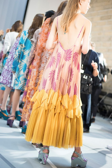 Dries Van Noten Spring 2016 Paris Fashion Week