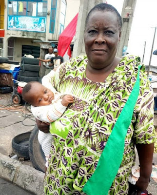 MIRACLE! 62yrs Woman Gives Birth After 7-Years Of Pregnancy