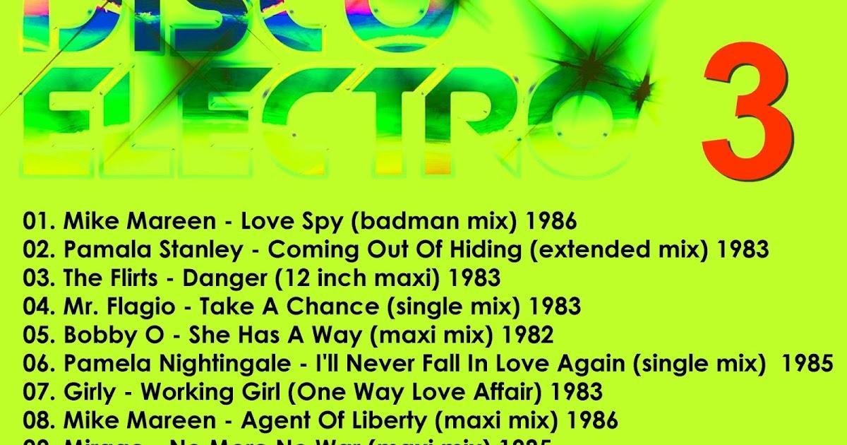 Mike Mareen - Love Spy Remix