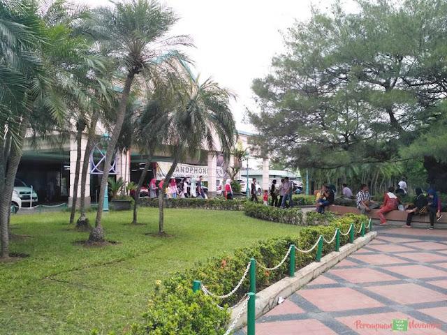 taman medan mall