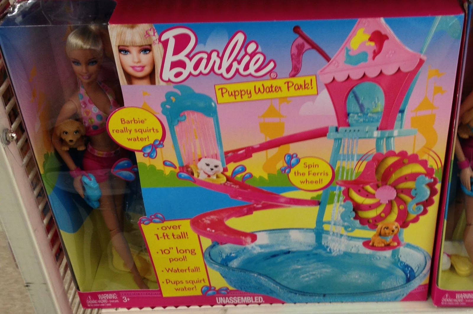 Barbie squirt