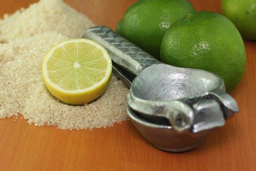 Le citron et le sucre