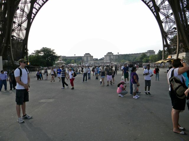 największe atrakcje Paryża, zwiedzanie Paryża