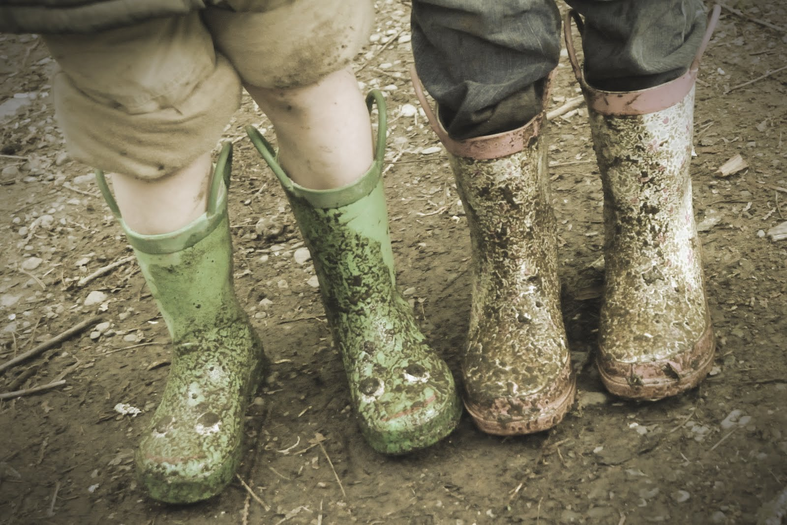 Why I Wear Shoes Instead Of Boots In The Wild