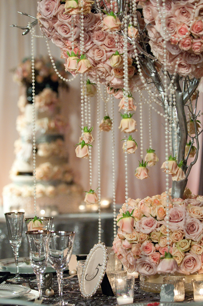 Creative Ways Of Incorporating Pearls Into Your Wedding Tasteful Space