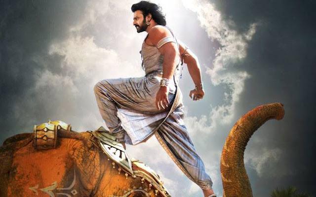 Bahubali 2 latest movie poster